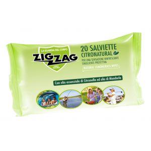 Citonatural Servetele Umede Zig Zag Antitantari 20/pac.