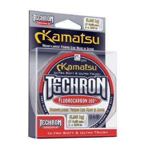 Fir Monofilament Kamatsu-Techron Fluorocarbon 100m