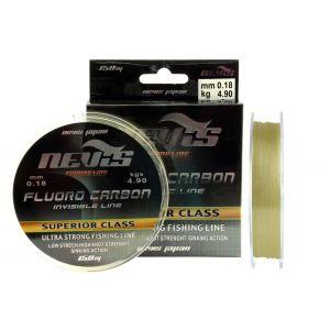 Fir Monofilament Nevis Fluo Carbon 150m