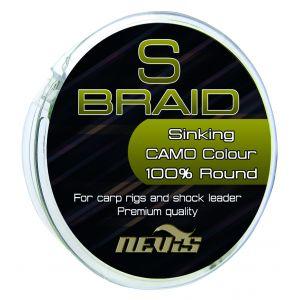 Fir impletit Nevis S Braid 15m