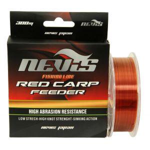Fir Monofilament Nevis Red Carp Feeder 150m-300m