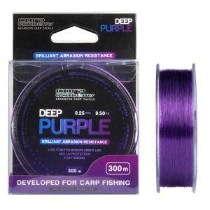 Fir Monofilament Deep Purple Carp Academy 300m