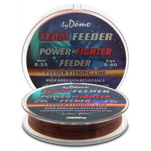 Fir Monifilament Team Feeder Power Fighter 300m