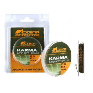 Fir Textil Carp Academy Karma Hooklink 20m