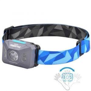 Lanterna Cap Spro Freestyle Cu Senzor Optic Albastru