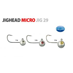 Micro Jig Spro Cu Carlig Gamakatsu Nr.4