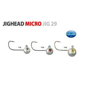 Micro Jig Spro Cu Carlig Gamakatsu Nr.2