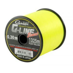 Fir Monofilament Gamakatsu G-Line Element Fluo 770m-1820m