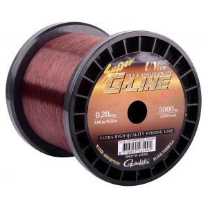 Fir Monofilament Gamakatsu G-line Beo Bronze 5000m