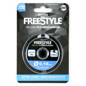 Fir Fluorocarbon Spro Freestyle 15m