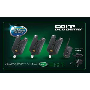 Set Avertizori Carp Academy Senzor Detect WLI