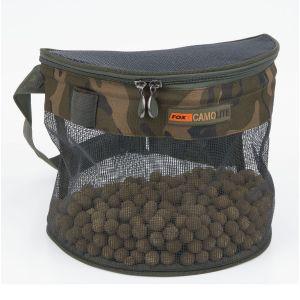 Geanta Fox Pentru Boilies Camolite 6 Kg