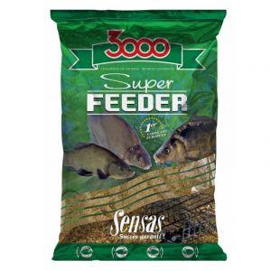 Nada Sensas 3000 Super Feeder Black River 1kg