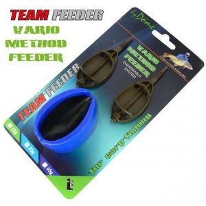 Set Cosulete Dome Gabor Method Team Feeder Vario 2+1