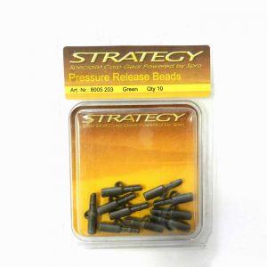 Clips Strategy Plumb Pierdut Verde 10buc