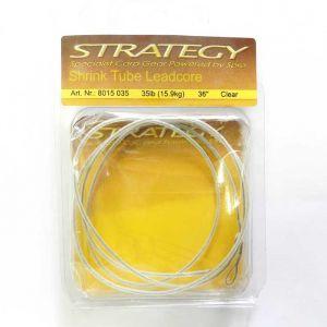 "Strategy shrink tube leadcore 35lbs 36""CLEA"
