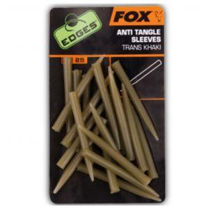 Tuburi Antitangle Fox Edges Sleeves Khaki 25buc/plic