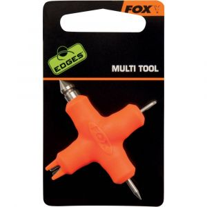 Accesoriu Multifunctional Fox Edges Multi tool - Orange