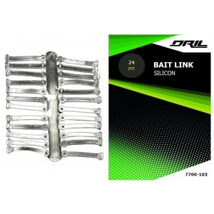 Bait Link Dril Din Silicon 24 buc/pac