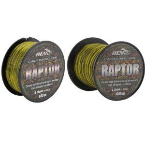 Fir Monofilament Nevis Raptor 600m-1000m