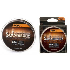 Fir Textil Fox Submerge Dark Camo Sinking Braid 0.30  300m