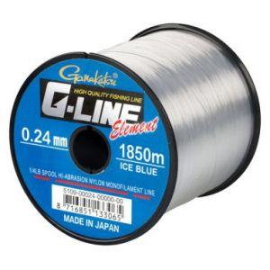 Fir Monofilament Gamakatsu G-line Element Ice Blue 330m-1750m