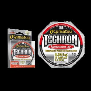 Kamatsu Techron Fluorocarbon 100 0.22mm