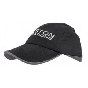 Sapca Preston Black Cap