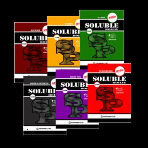Boilies Steg Solubile 24 MM