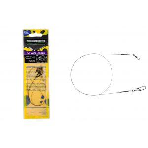 Struna Spro Matte Black 7x7 Wire 22lb 40cm 10kg